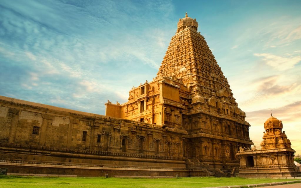 Brihadeeshwarar Temple at Thanjavur 1 1